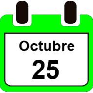 25 DE OCTUBRE DE 2020