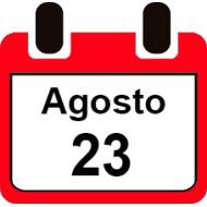 23 de AGOSTO 2020