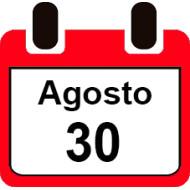 30 de AGOSTO 2020