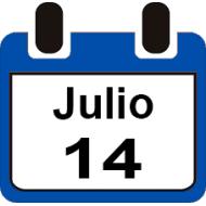 14 JULIO 2019