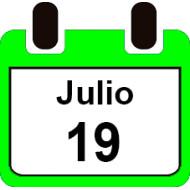 19 DE JULIO 2020