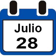 28 JULIO 2019