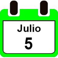 5 DE JULIO 2020