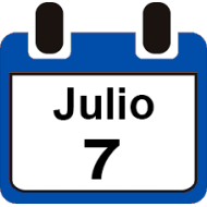 7 JULIO 2019