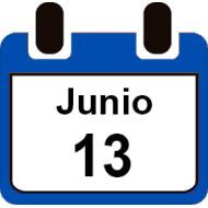 13 JUNIO 2021
