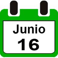 16 DE JUNIO 2019