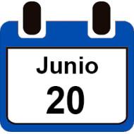 20 JUNIO 2021