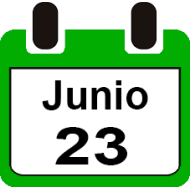 23 DE JUNIO 2019