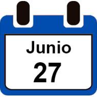 27 JUNIO 2021