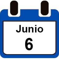 6 JUNIO 2021