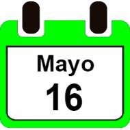 16 DE MAYO  2021