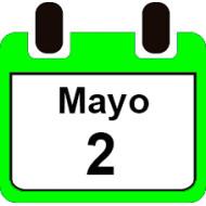 2 DE MAYO  2021