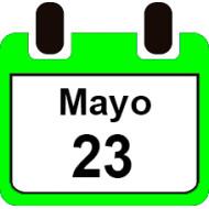 23 DE MAYO  2021