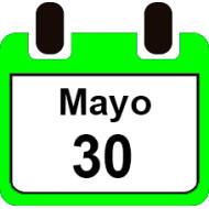 30 DE MAYO  2021