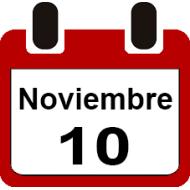 10 DE NOVIEMBRE 2019