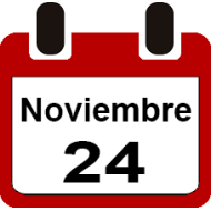 24 DE NOVIEMBRE 2019