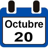20 DE OCTUBRE 2019