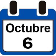 6 DE OCTUBRE 2019